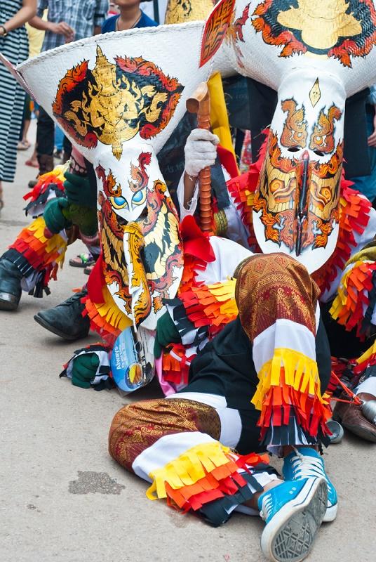 Ghost Festivalin the Loei Province