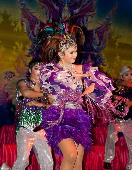 Cabaret in Thailand