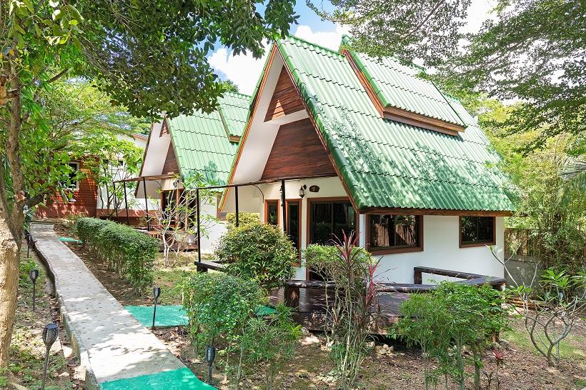 Harmony Naturist Resort Chalets