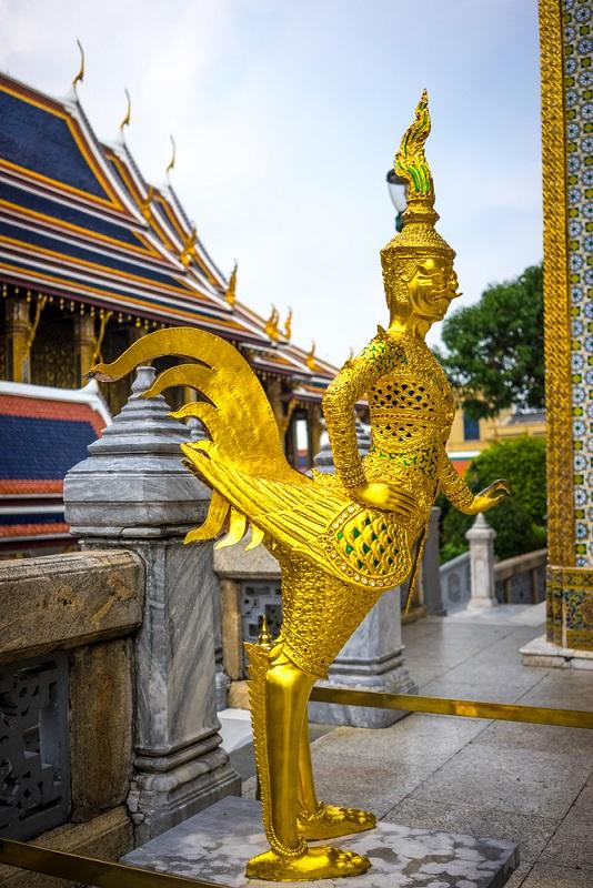 Kinnairi Image at the Grand Palace