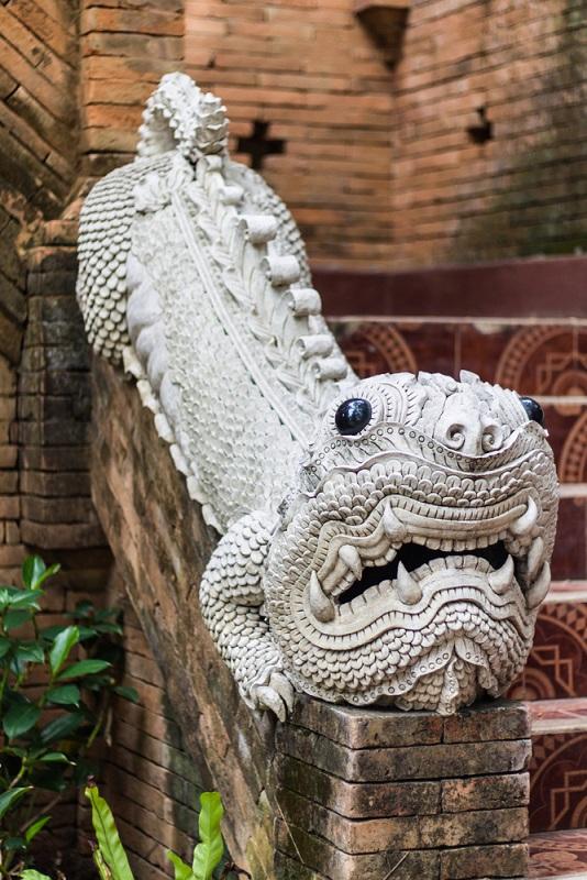 Mystical Creature of Thailand