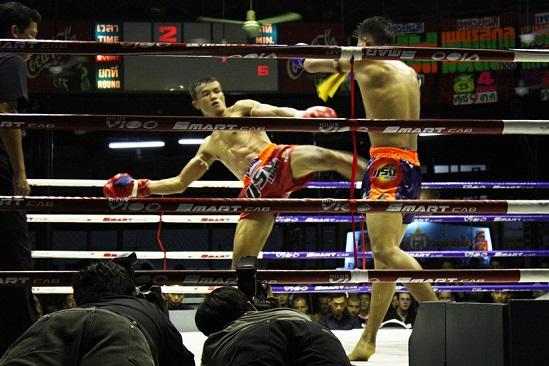 Kickboxing in Phuket